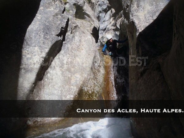 Canyon des Acles