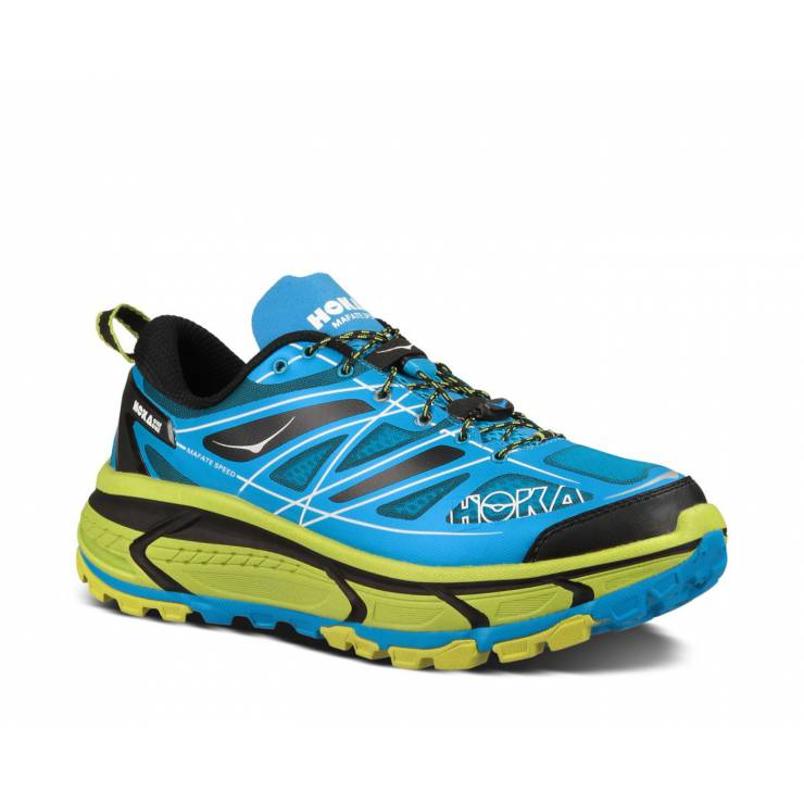 hoka-mafate-speed-cyan-lime-black